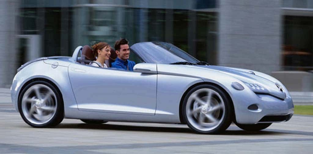 Mercedes reportedly readying sla mini roadster for Mercedes benz sla