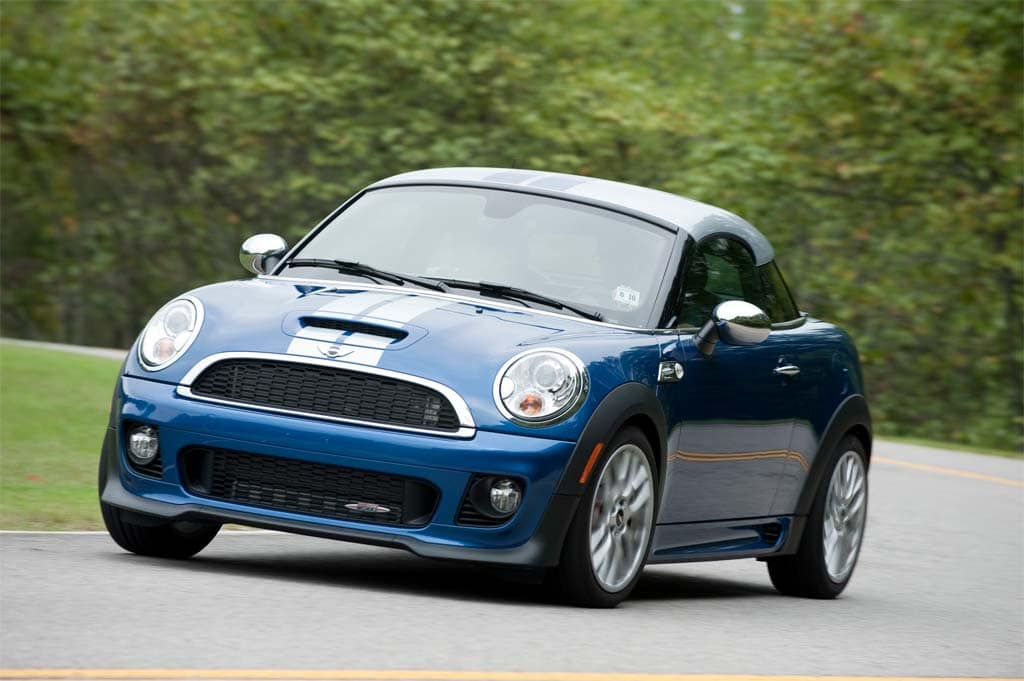 First Drive: 2012 Mini Coupe