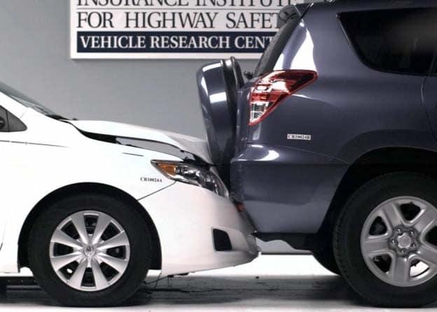 Car-SUV Crash Deaths Plunge by Two-Thirds