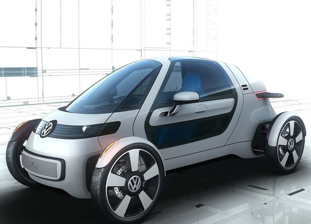 odd car designs volkswagen nils concept one of many odd microcars coming to