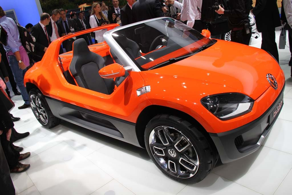 Vw Dune Buggy : Vw delivers surprise with up door sport and dune buggy