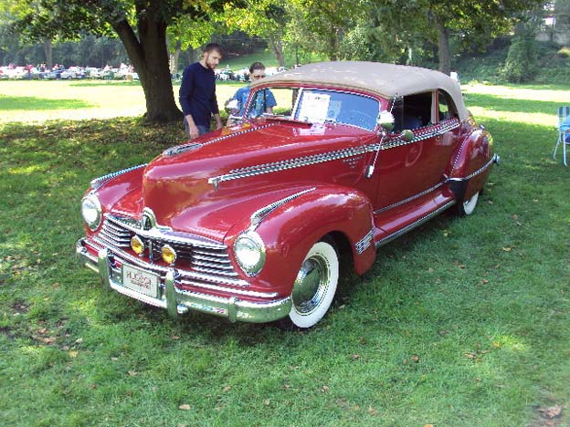"""Blasts From the Past: The """"Orphan"""" Car Show"""