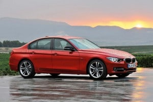 The 2012 BMW 3-Series is one of the many models targeted by the latest recall.