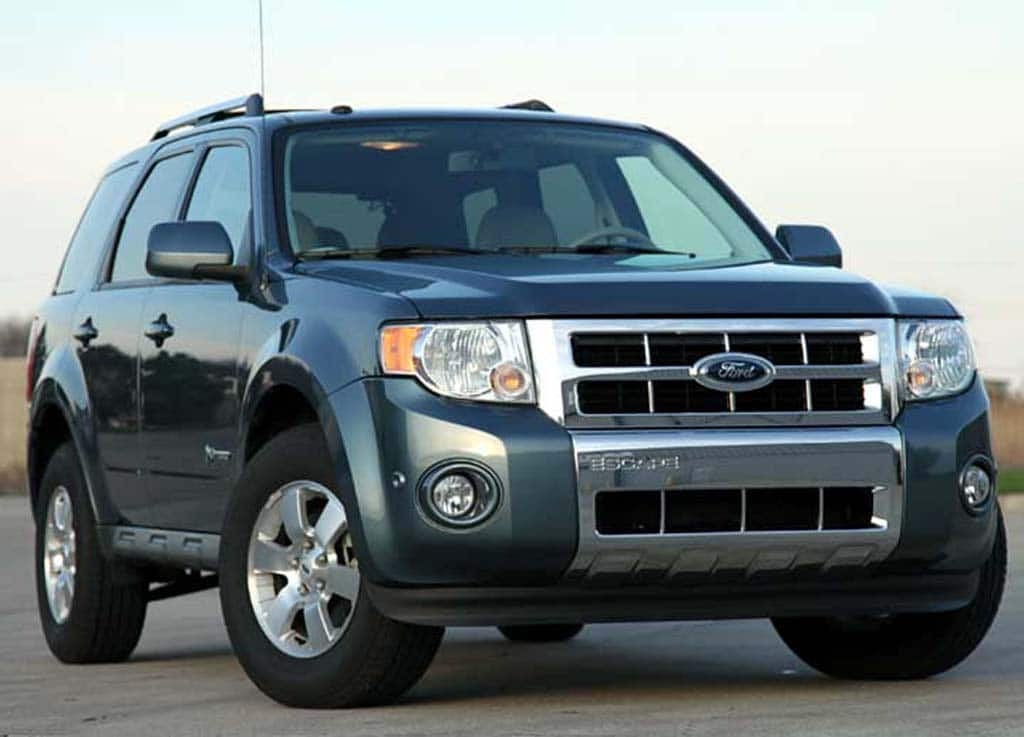 ford dropping escape hybrid and adding ecoboost. Black Bedroom Furniture Sets. Home Design Ideas