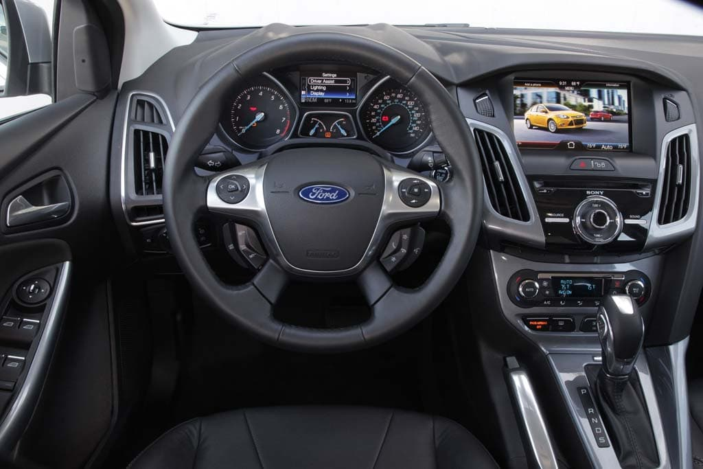We Did Have Some Problems With The Ford Infotainment System Though It Is Feature Packed