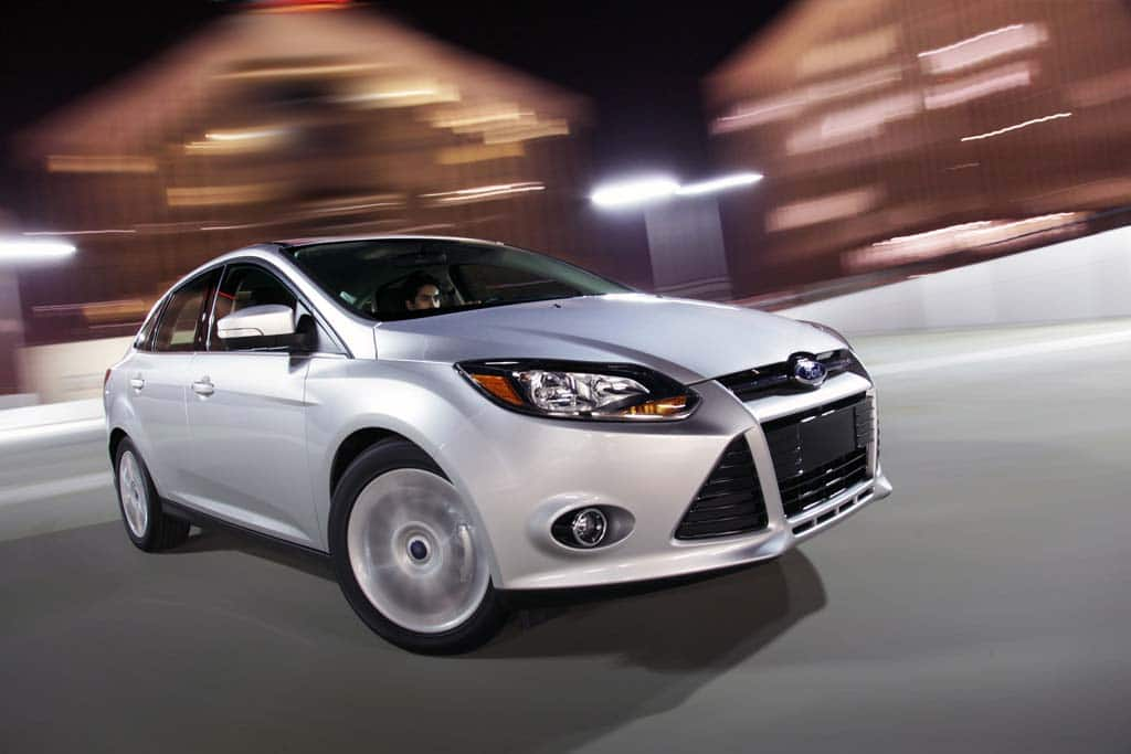 Ford Focus Expected to Be #1 Best-Seller for 2012