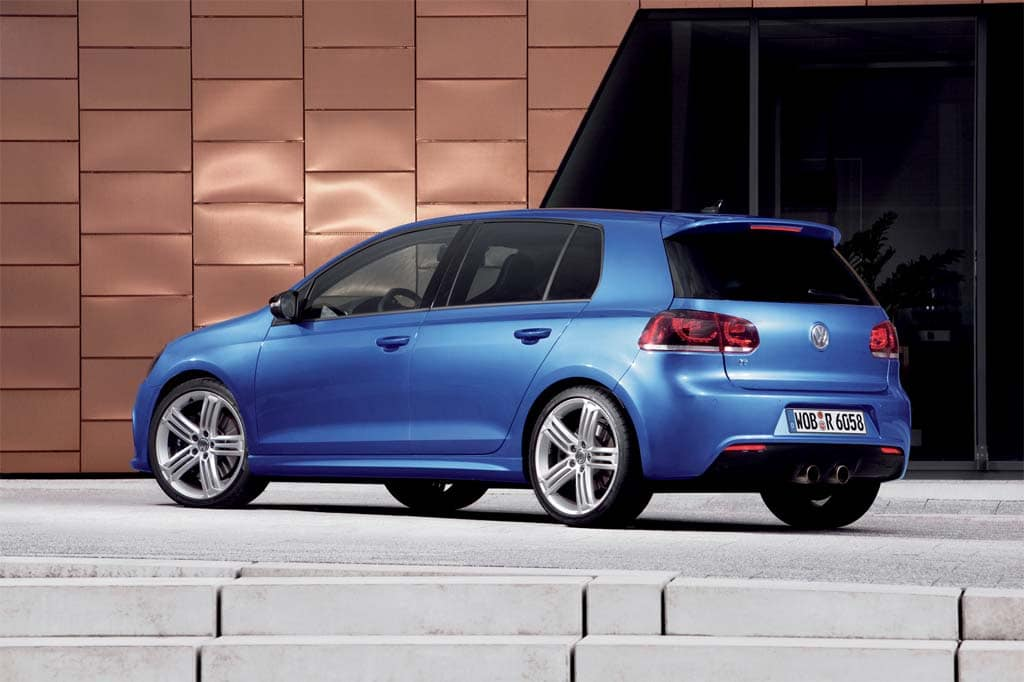 First Drive: Volkswagen Golf R | TheDetroitBureau com