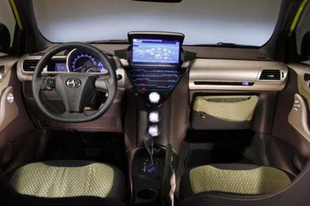 scion iq manual transmission usa