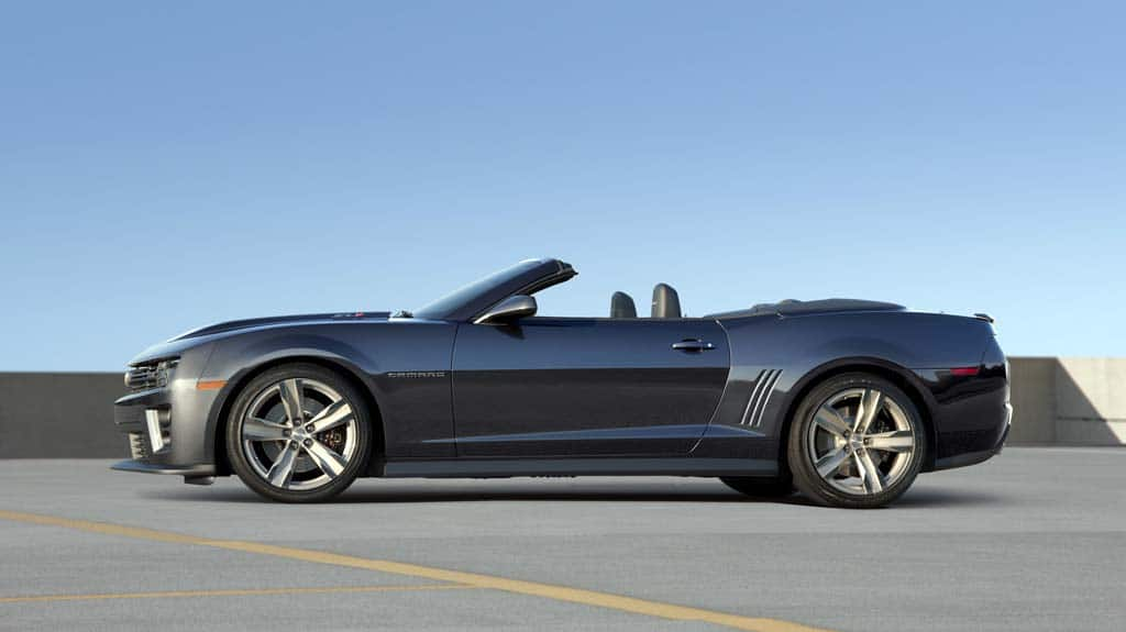 First Look: 2013 Chevrolet Camaro ZL1 Convertible 2013 Chevrolet ...