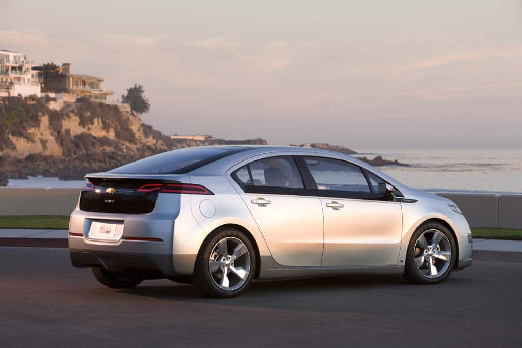 A Year Later A Closer Look At The Chevrolet Volt Thedetroitbureau Com