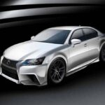 Five Axis offers its own take on a Lexus GS 350 F Sport for SEMA.