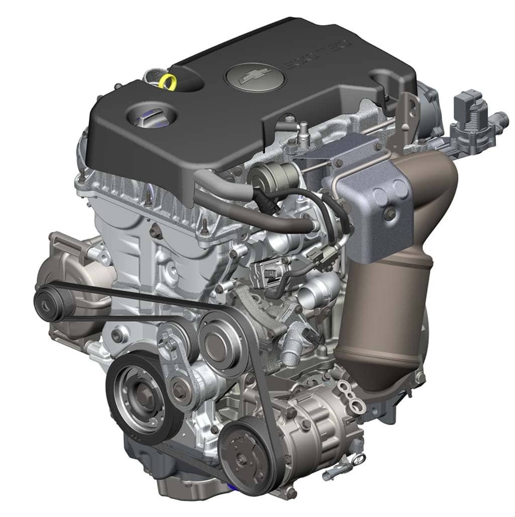 The new GM Ecotec engines will cover models ranging from microcars to ...