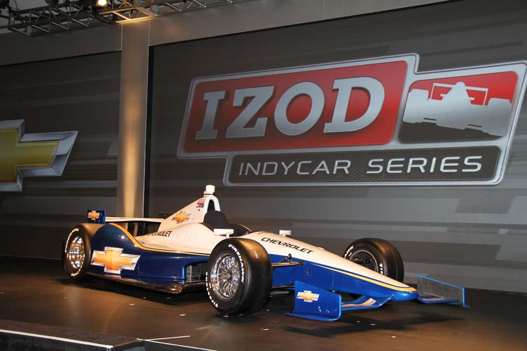 Gm Reveals New Turbo Indycar As It Commits To Indy