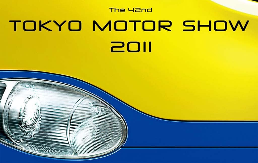 What to Look For at the 2011 Tokyo Motor Show