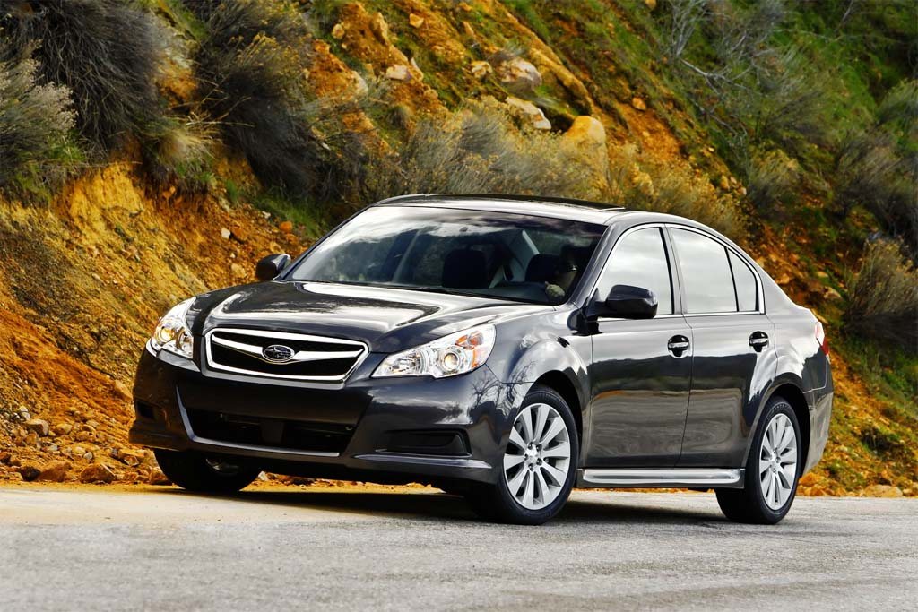 Subaru, Lexus Tops at Retaining Residual Value | TheDetroitBureau.