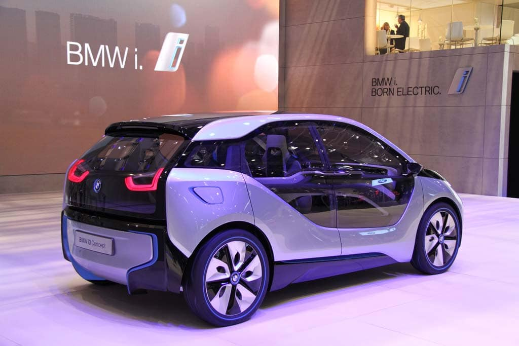German Automakers Suppliers Launch Electric Vehicle Charging