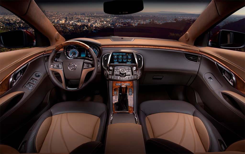 Buick Set To Show Design Flair In La Thedetroitbureau