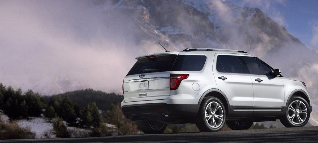 Ford Explorer: SUV or Crossover | TheDetroitBureau.com