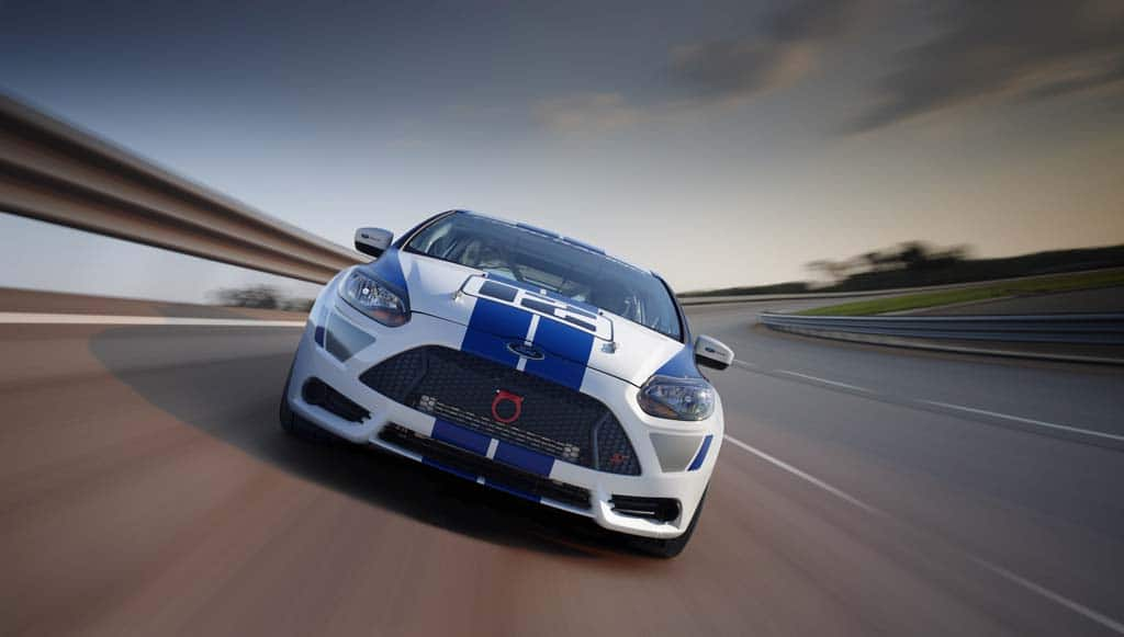 Ford Reveals Affordable Compact Race Car Thedetroitbureau Com