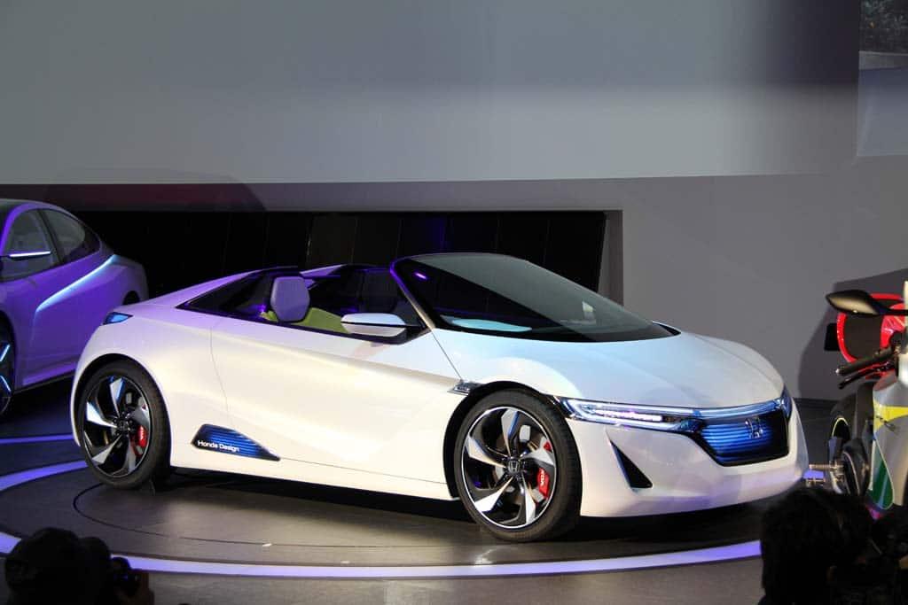 First Look: Honda EV-Ster
