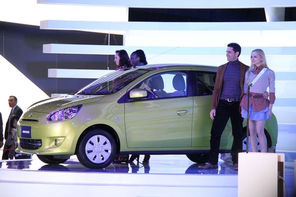 New Mitsubishi's Mileage No Mirage