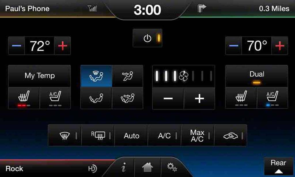 Ford Forwarding Fix for MyFordTouch System