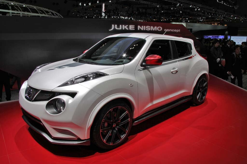 First Look: Nissan Juke NISMO