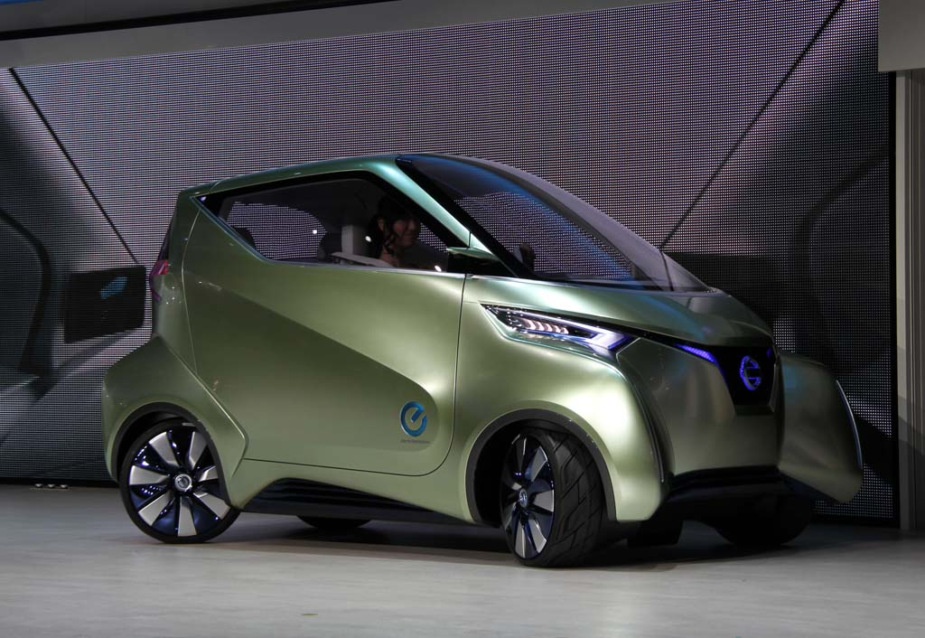 Nissan Hints It May Build Off The Wall Pivo 3 Thedetroitbureau