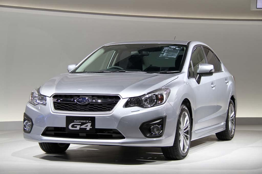 Subaru Unveils Quot Ultimate Quot Wrx Sti Along With New Impreza