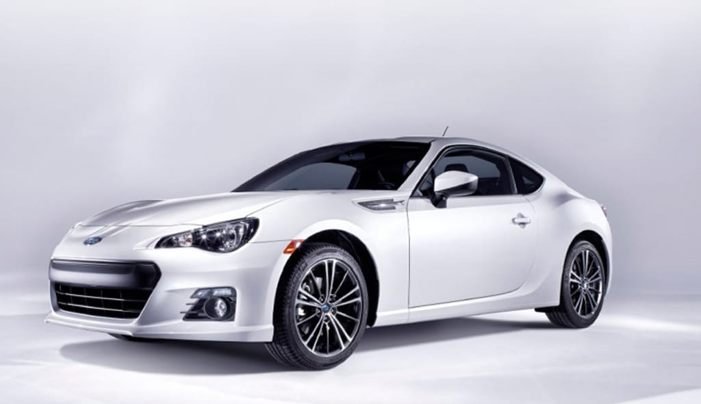 Subaru Releases BRZ Photos Ahead of Official Debut