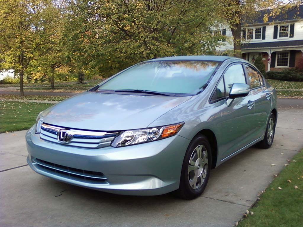 revisiting the honda civic hybrid. Black Bedroom Furniture Sets. Home Design Ideas