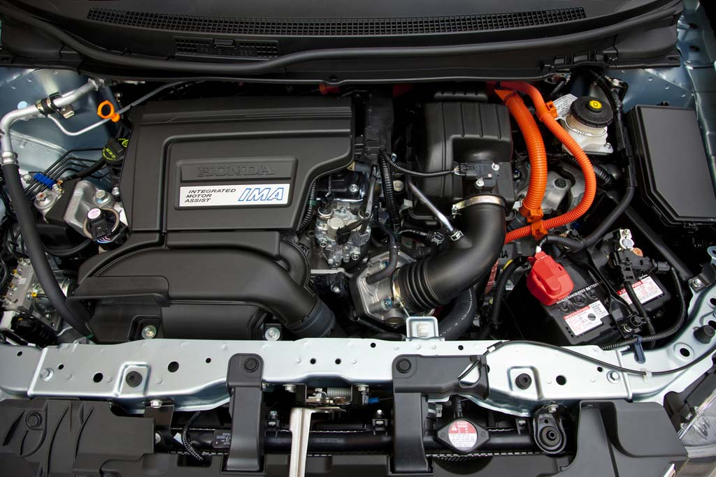 Revisiting The Honda Civic Hybrid Thedetroitbureau Com