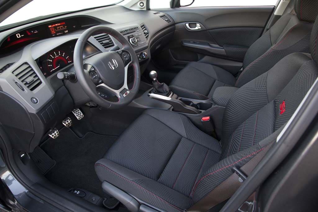 The 2012 Honda Civic ...