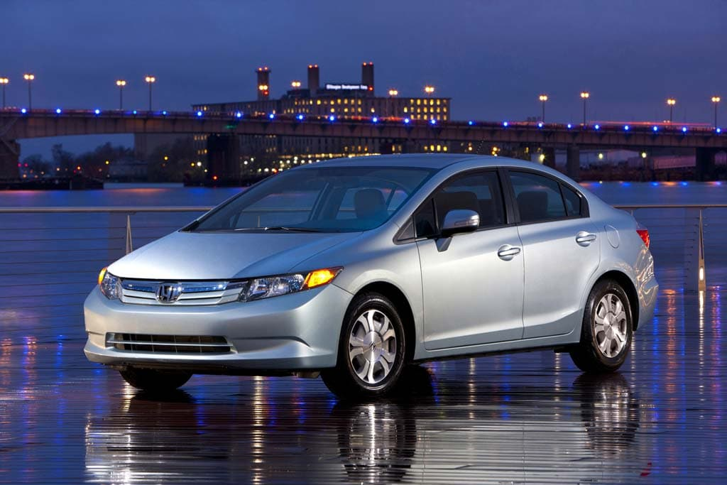 Revisiting the Honda Civic Hybrid