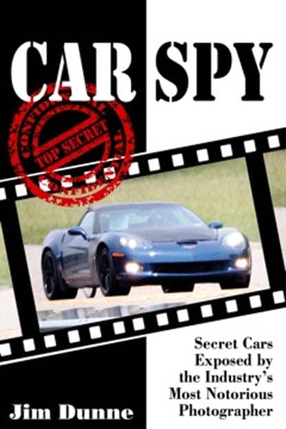 Book Excerpt: Jim Dunne's Car Spy
