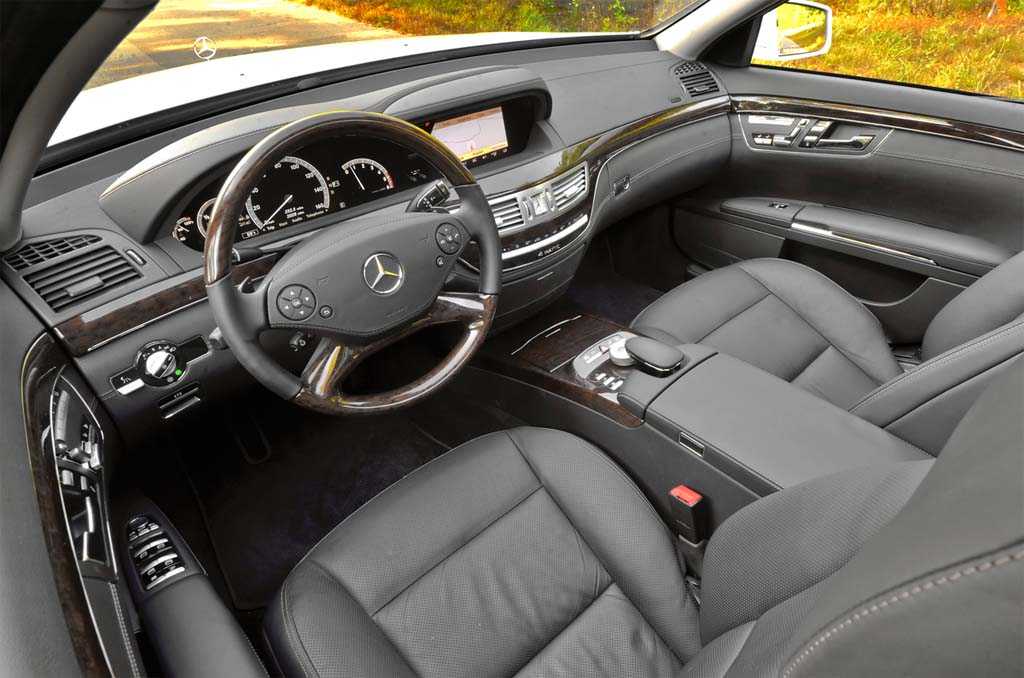 First Drive 2012 Mercedes Benz S350 Turbodiesel