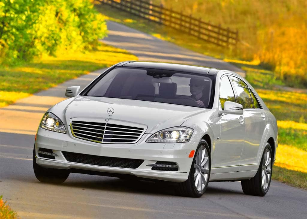 First drive 2012 mercedes benz s350 turbodiesel for Mercedes benz s350 bluetec