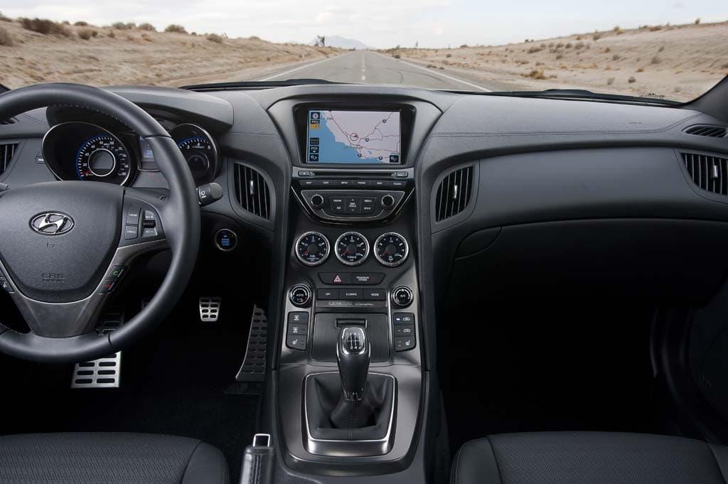 genesis hyundai coupe interior sedan upgrades bonne affaire thedetroitbureau cars grand worthy bigger position match autoblog gr cockpit