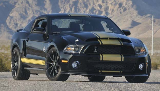Shelby  American Offering Special Edition 50th Anniversary Mustangs