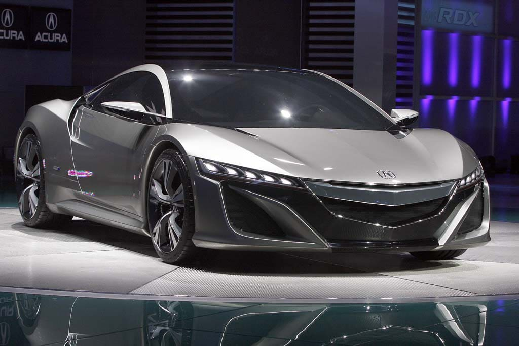Your Guide to the 2012 NAIAS Overview