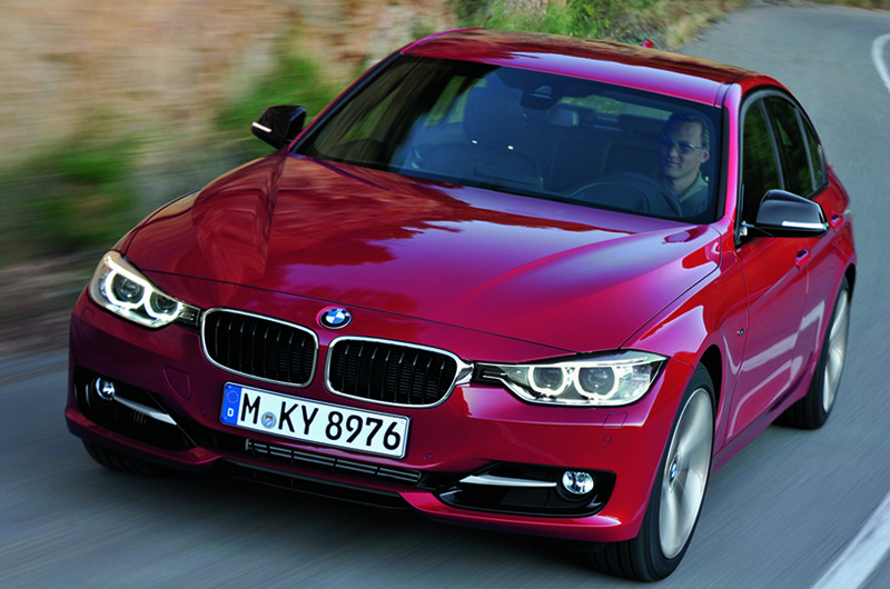 BMW Emphasizes 3-series Efficiency