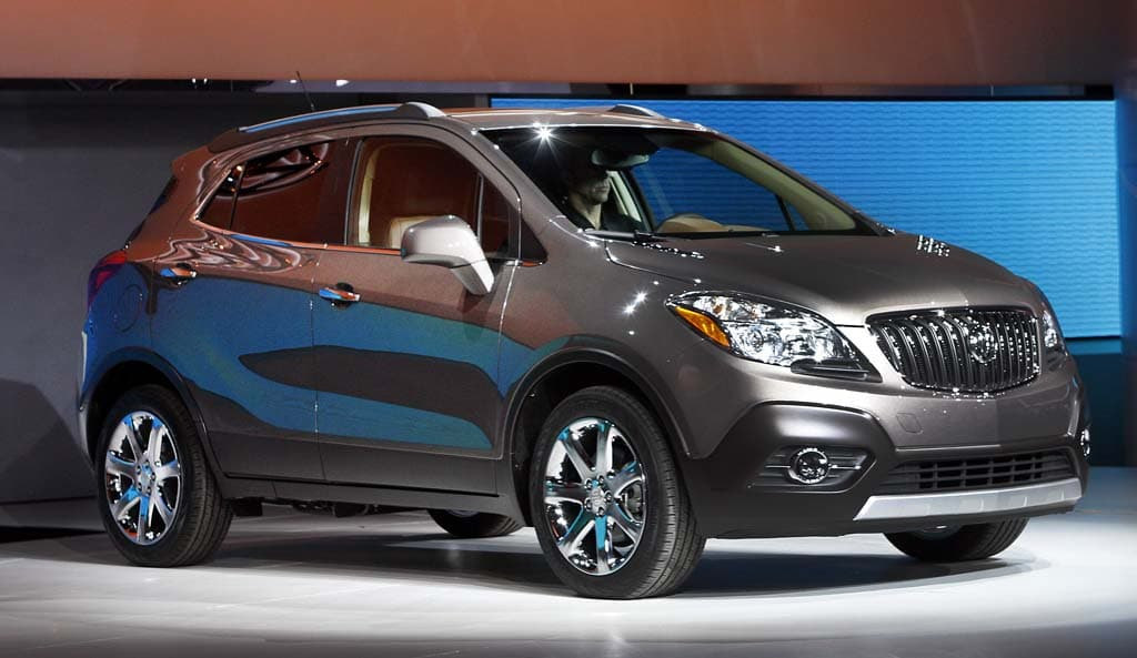 2012 buick encore pictures — photo 2