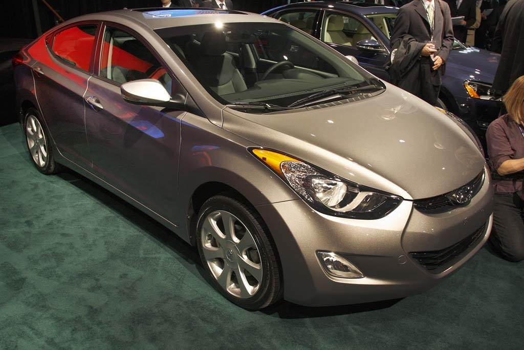 Hyundai Tops J D Power Owner Retention Chart