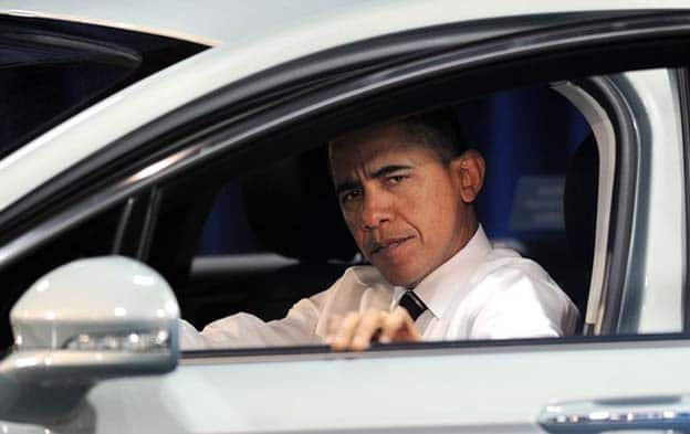 Obama Admin Presses Success of Auto Industry