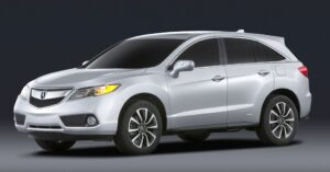 2012 Acura  on Acura Swaps Rdx   S Turbo Four For V 6 In Revamped 2013 Model