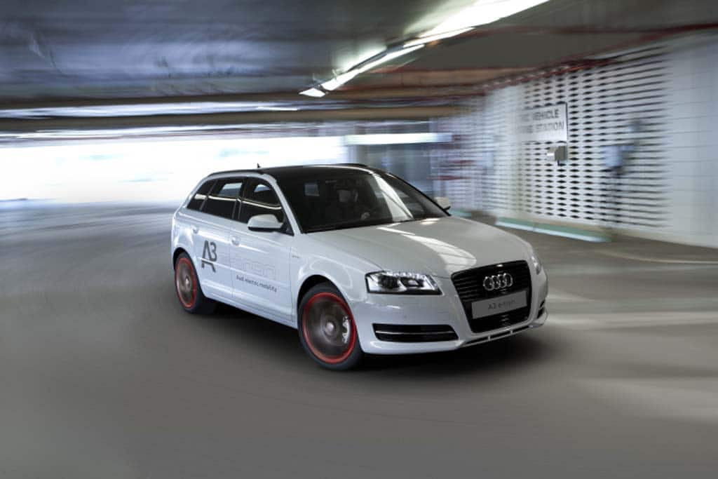 audi bringing a3 e tron battery car to u s. Black Bedroom Furniture Sets. Home Design Ideas