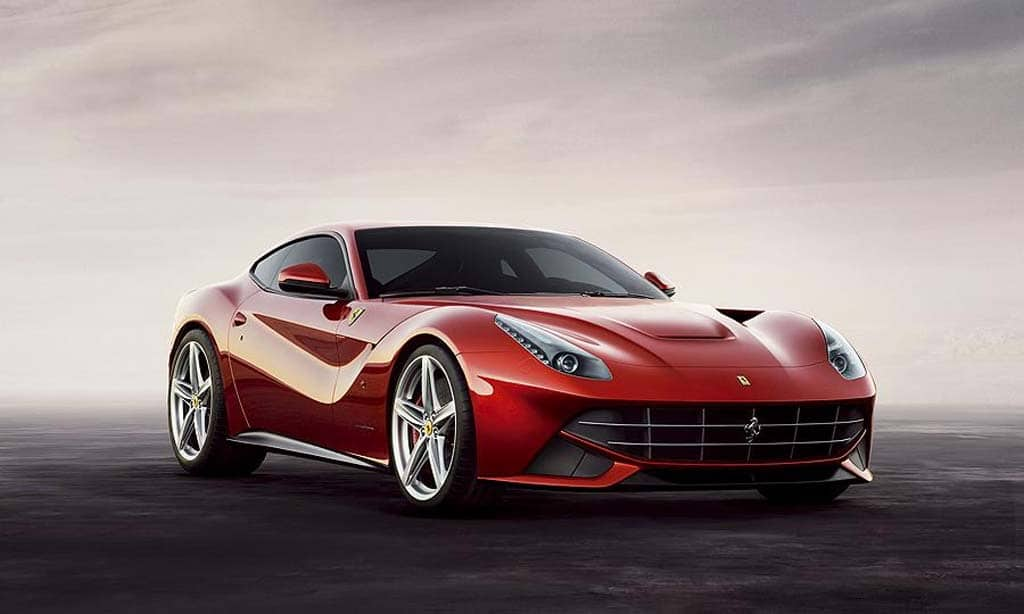 It's Official: Ferrari Names New Supercar the F12
