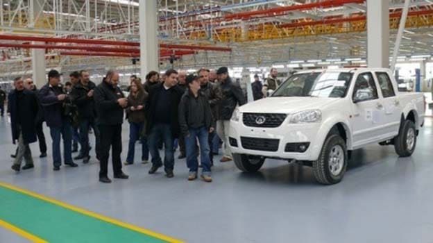 First Chinese Auto Plant Opens in Europe