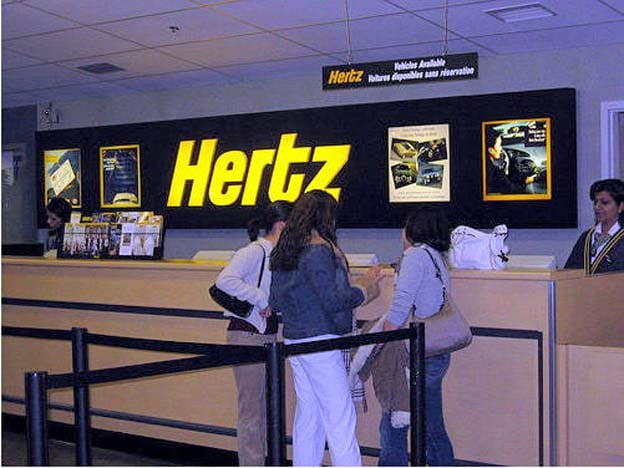 Hertz Chapter 11 Filing Poses Challenge For Automakers – and Used Car Buyers