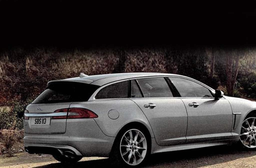 Jaguar Bringing XF Sportbrake to Geneva